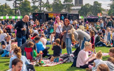 Leamington Food and Drink Festival